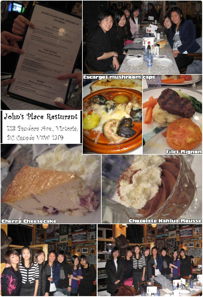Resturant-John's Place