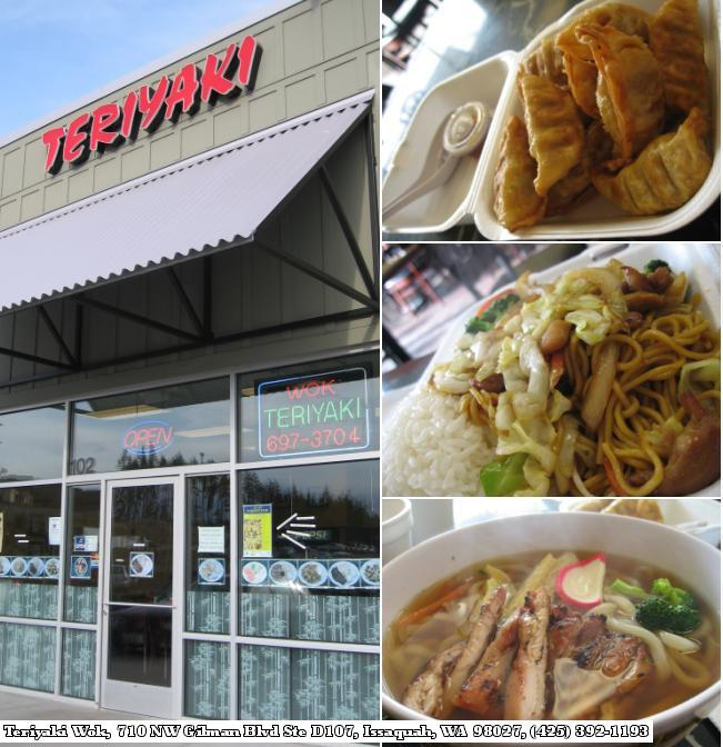 Resturant-Wok Teriyaki