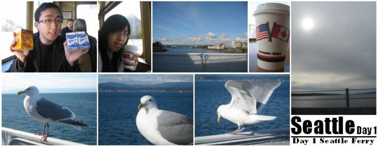 Seattle-Day1-Seattle Ferry