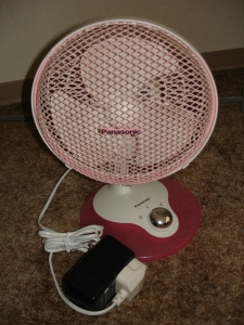 Panasonic mini fan