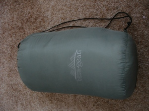 Tera gear sleeping bag